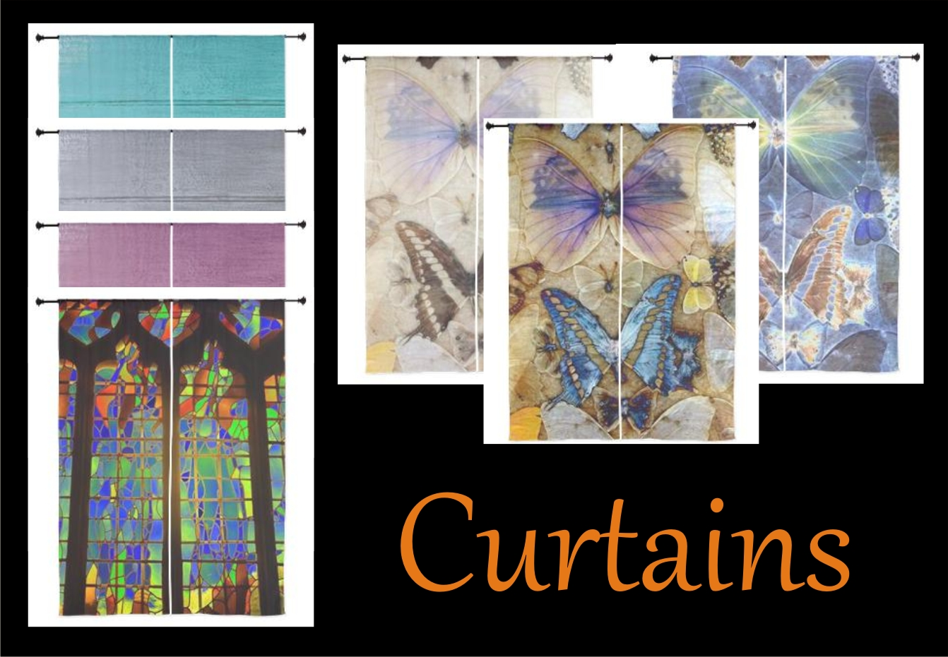 Original Curtain Designs