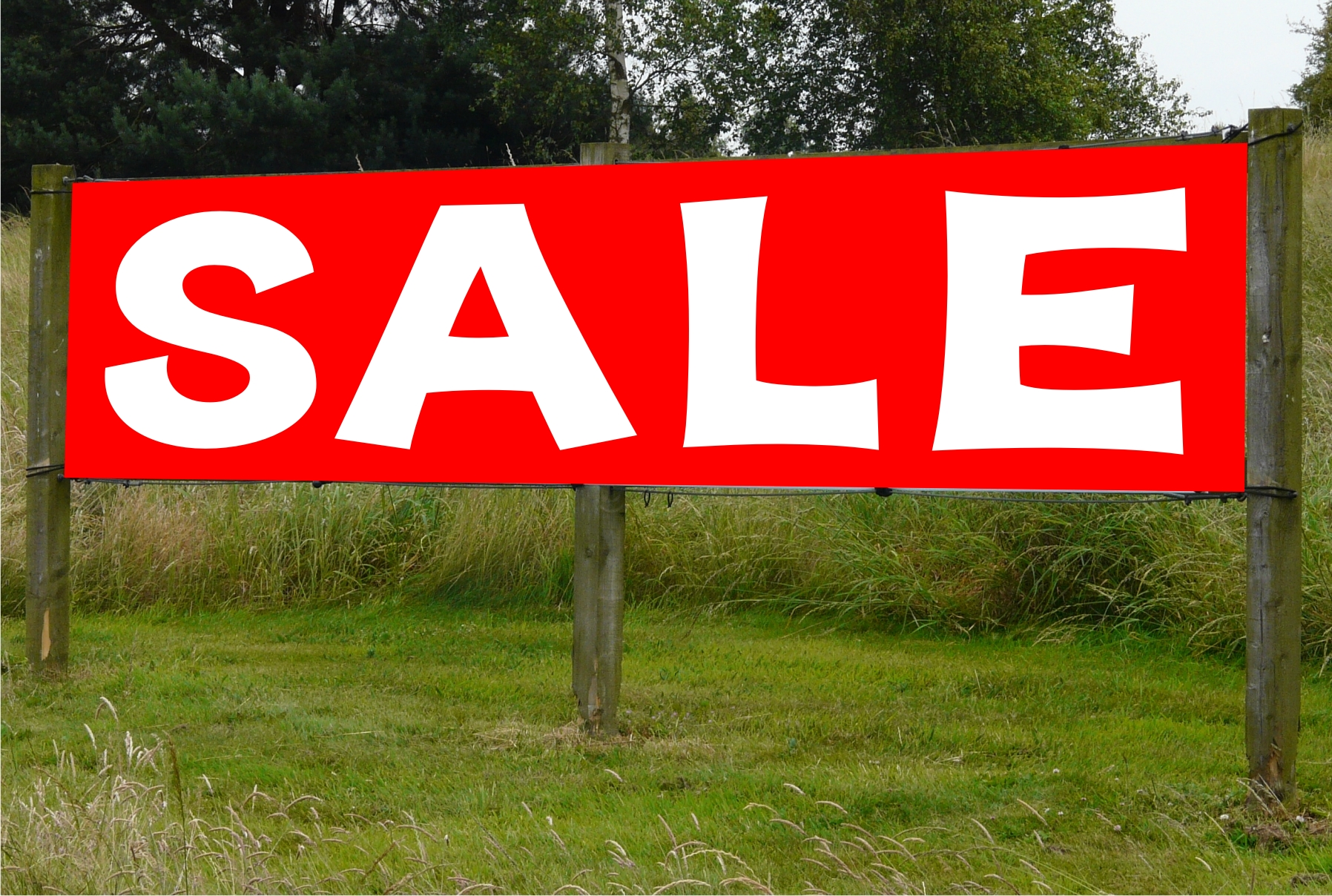 Sale pvc banner promtional item M Signs